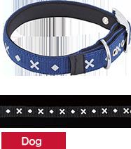 BASIC PLUS クロスダイヤカラー ブルー