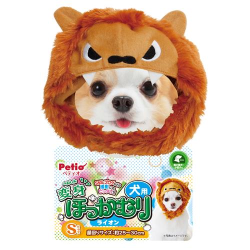 henshin hokkamuri dog S_lion_161125INOL