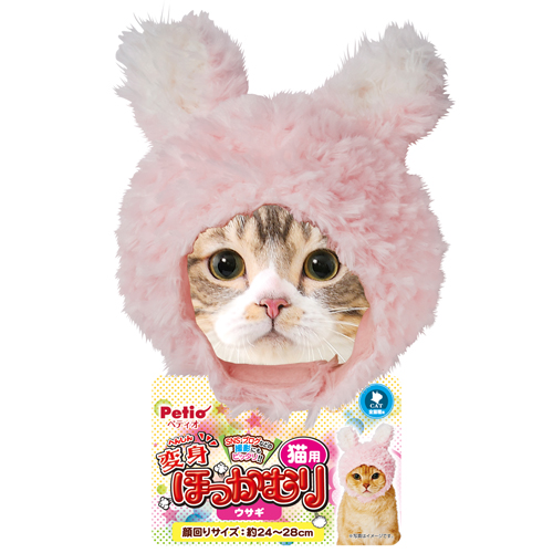 henshin hokkamuri cat_usagi_161125INOL